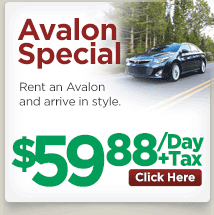 Avalon Rental